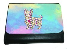 More details for yorkshire terrier purse pretty design yorkie dog wallet birthday / thankyou gift