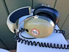 Vintage KOSS Pro/4aa Closed Headphones.  Tested and working.