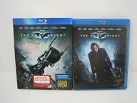 batman - the dark knight bluray + dvd 3 disc combo with slipcover
