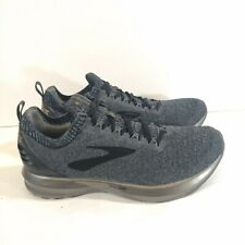 Brooks Levitate 2 LE Grey Black 110302-1D-040 Running Shoes Men's Size 9..