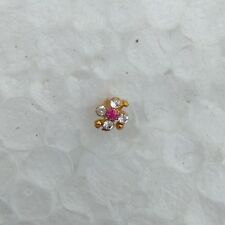 Fashion Pin Nose Ring Jewelry Indian Designer Gold Plated Traditional Beautiful