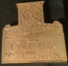 Dssh Dsf Cinderella Gold Marquee Le 150 Pin