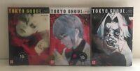 KAZE Comics Manga Tokyo Ghoul :re vol.3 & 4 & 5 Original GERMAN Edition -3 Books