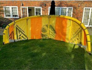 Cabrinha Switchblade 2017 9m Yellow/Orange