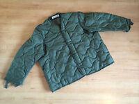 Original US Liner Cold Weather Coat für M65 Field Jacket Parka Medium Army
