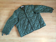 Original EE. UU Liner Cold Weather coat para m65 field jacket Parka small army