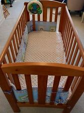 Mothercare Nursery Cotbeds with Mattresses