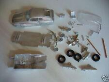 Triumph GT6 Mk1 1/43rd scale white metal kit  by K & R Replicas