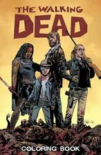 The Walking Dead Coloring Book by Robert Kirkman (2016, Paperback)