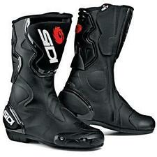 SIDI Fusion Motorcycle Boot Black Size 43
