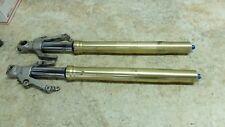 01 YZF R1 YZFR1 R 1 1000 Yamaha Frente Tenedores Tubos Shocks Derecho Izquierdo