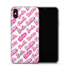 Pink BARBIE Girl  Iphone Case Cover