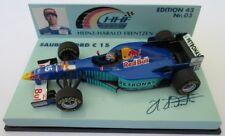 F1 1/43 SAUBER C15 FORD HERBERT 1996 MINICHAMPS