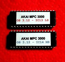 Akai MPC 3000 OS 3.12 Roger Linn Operating System Eprom Upgrade
