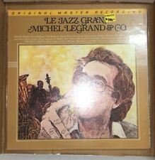 MICHEL LEGRAND & CO - LE JAZZ GRAND — MFSL Original Master Recording!!