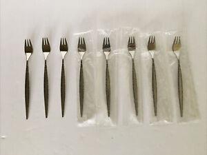 Vintage lot Community Stainless Flatware Venetia Cocktail Forks