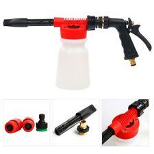 Adjustable Snow Foam Car Cleaning Wash Gun Sprayer With Heavy Duty Bottle 900ml