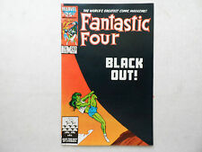 MARVEL FANTASTIC FOUR  #293 AUGUST 1986