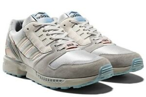 Adidas Originals ZX 8000 BERLIN SAKURA HANAMI LIMITED GLAY 2020 FU7311 US 8/9/10