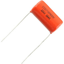 Sprague Orange Drop capacitor 715P .22uF 600V