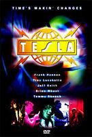 TESLA - Time's Makin' Changes (2005) / DVD, NEW