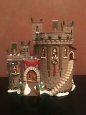 Heathmoor Castle Limited Edition Dickens' Village by Department 56 (retired)