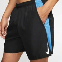 """Nike Flex Stride Dri-Fit 7"""" Running Shorts Black Men's Size Large AJ7687"""