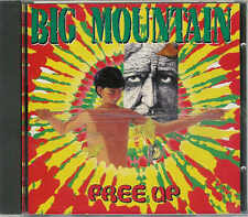 BIG MOUNTAIN - Free Up / Neuware, new 1997er Reggae Pop - CD !  Mit Promosheet !
