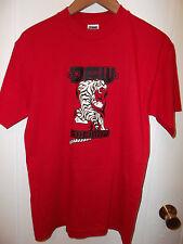 Saginaw Michigan DFW Dallas Fort Worth Laos New Year 2010 Parade T Shirt Medium