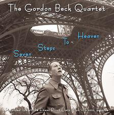 GORDON BECK QUARTET - SEVEN STEPS TO HEAVEN - CD - ART OF LIFE RECORDS