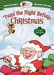 Twas the Night Before Christmas (DVD, 2010, Deluxe Edition) - NEW!!