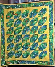 Jungle Handmade Unisex Crib Quilts & Coverlets