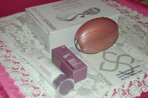Beautiful PINK Serious Skin Care EGG Microcurrent+ Facial Toning System