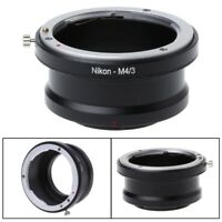 AI-M4/3 Mount Adapter Ring For Nikon F AI AF Lens to Micro 4/3 Olympus Panasonic
