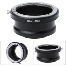 AI-M4/3 Adapter Mount Ring For Nikon F AF AI Lens to Micro 4/3 Olympus Panasonic