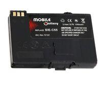 Mobile AKKU für SIEMENS GIGASET SL3 SL37 H SL37H  Neu