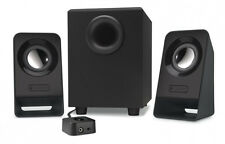 Logitech Z213 Compact 2.1 Multimedia Speakers