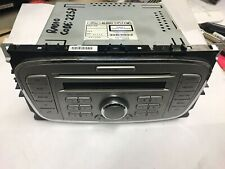 Ford Mondeo Mk4, 6000 Cd Player, Tuner, Aux with Code