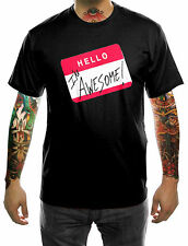 The Miz I'm Awesome You're Not Wrestling Black Custom T Shirt Size Small to 5XL