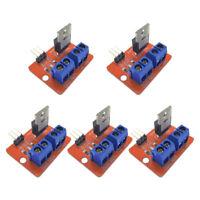 IRF520 24V MOSFET Driver Module for Raspberry Arduino Robotics 5PCS