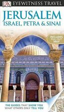 NEW - DK Eyewitness Travel Guide: Jerusalem, Israel, Petra & Sinai
