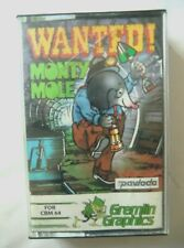 69568 Wanted Monty Mole - Commodore 64 (1984)