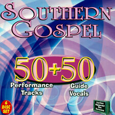 Karaoke d+G 478 Chartbuster Southern Gaspel 6 Disc Set New Case With Vocal Guide