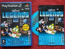 TAITO LEGENDS 2 ORIGINAL BLACK LABEL PLAYSTATION 2 PS2 PAL G DARIUS/RAY STORM