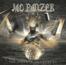 Jag Panzer - The Fourth Judgement (Deluxe) CD NEU OVP