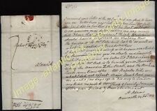 1814 NEWCASTLE posted  letter Alexander Adams to Thorp of ALNWICK