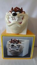 Warner Brothers Six Flags 1996 Tasmanian Devil Tissue or Kleenex Box MIB H499