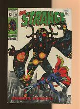 Doctor Strange 180 FN 6.0 * 1 * Clea! Wong! Nightmare! Roy Thomas & Gene Colan!