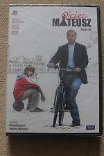 Ojciec Mateusz - Sezon 3 - DVD - POLISH RELEASE SEALED SERIAL POLSKI