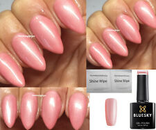 BLUESKY GEL POLISH PINK PEARL NAIL QXG270 IN THE SHADE UVLED SOAK OFF,ANY 2=FILE